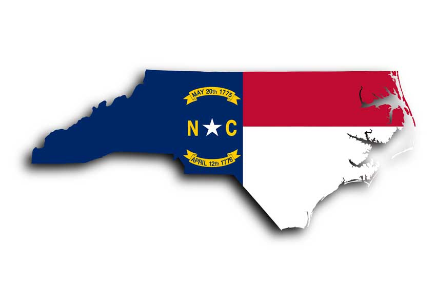 On the Cusp in North Carolina