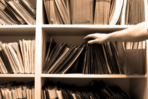 From Paper to EHR